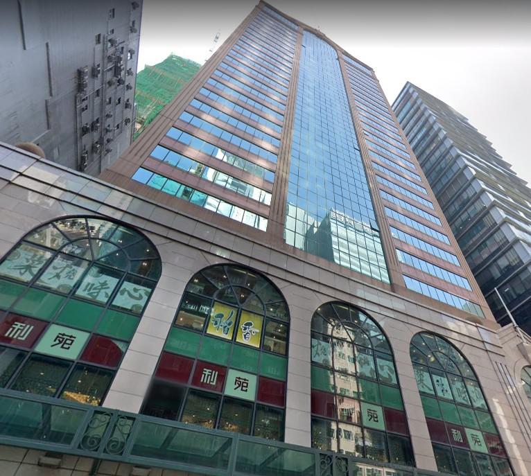 [Wan Chai Office for lease] CNT Tower, Higher floor, Gross 956 sq.ft